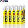 10 piezas PKCELL 1,2 V NIMH batería AAA 3A 1000 mAh batería recargable Ni-MH baterías AAA batería recargable