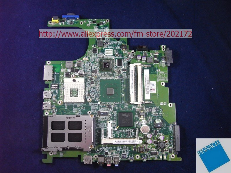 MBAAG06002 Motherboard for Acer aspire 1650Z 1640Z  MB.AAG06.002 31ZL9MB0020 tested good mbpec0b009 motherboard for acer aspire 3810t 3810tg 3810tz 6050a2264501 su2700 cpu tested good
