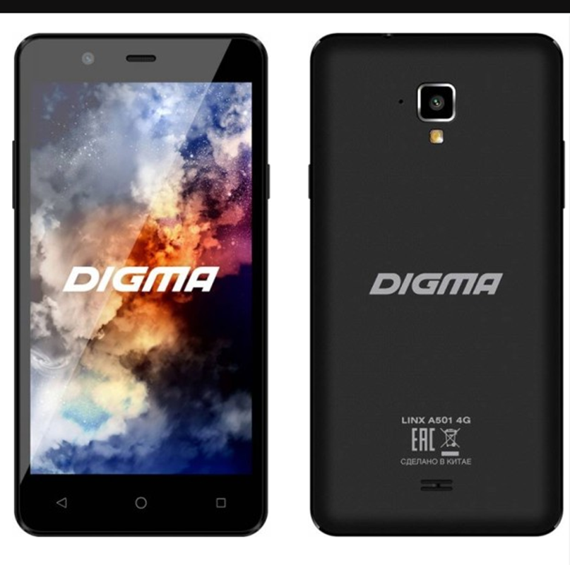 2PCS NEW Screen Protector phone For <font><b>Digma</b></font> <font><b>Linx</b></font> <font><b>A501</b></font> 4G phone Tempered Glass SmartPhone Film Protective Screen Cover image