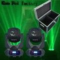 F светильник чехол 2 шт. 4x25 Вт Светодиодный луч движущаяся головка светильник супер луч 4x25 Вт движущаяся головка светодиодный