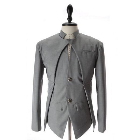 Aliexpress.com : Buy 2016 Brand Designer Fashion Mens Suit Jacket ...