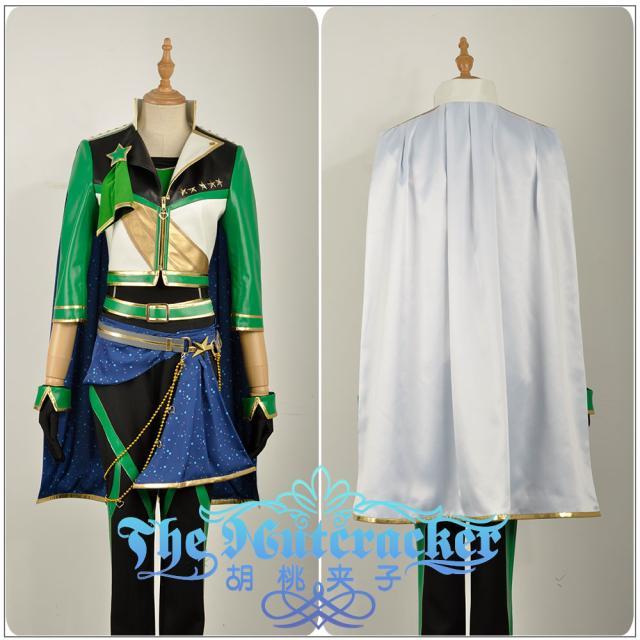 Anime! Ensemble Etoiles Météore Equipe Rituel Sacrifice Takamine Midori Uniforme Costume Cosplay Livraison Gratuite Utilisation Durable