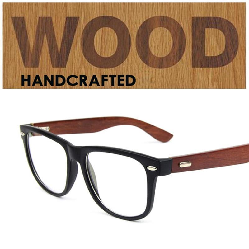 Aliexpress.com : Buy Wood optical eyeglasses frame men ...