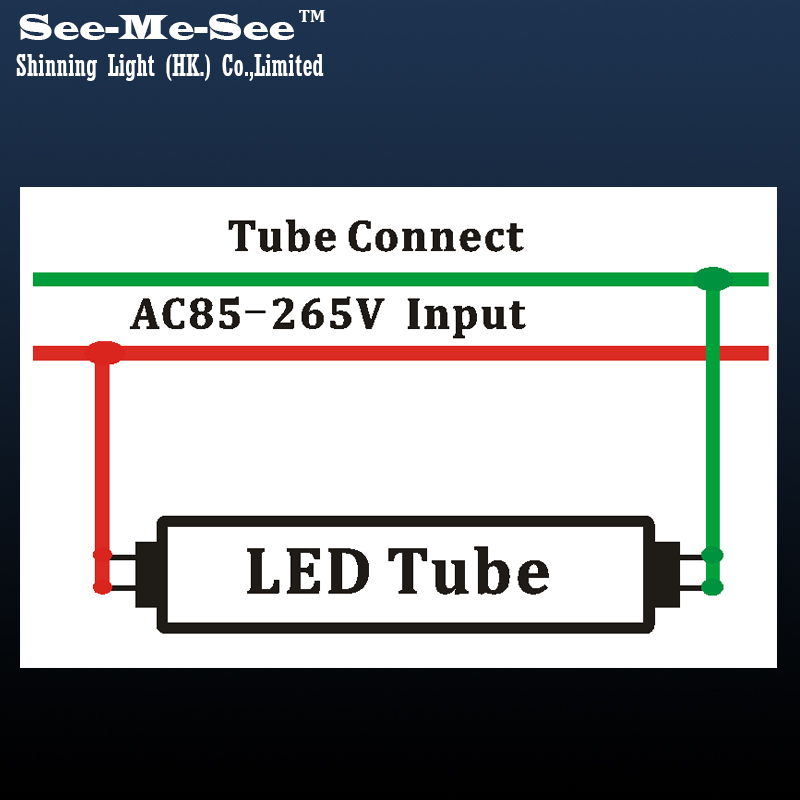 10PCS/Lot 2ft 600MM 4ft 1200MM 20W 32W 288PCS led chips/pcs AC85-265V double row chip T8 led tube
