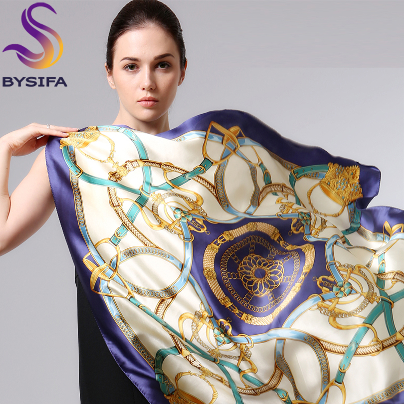 get cheap silk square scarves aliexpress