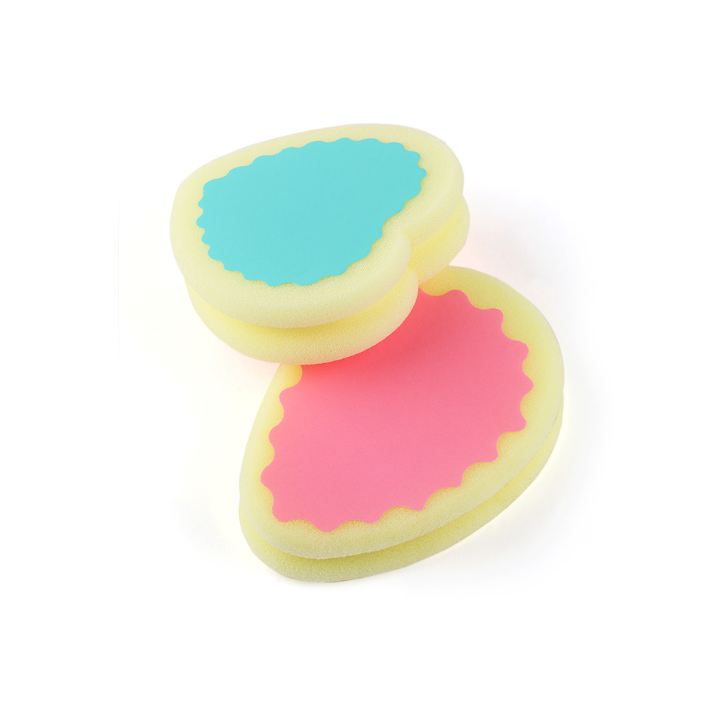 1pc Soft Magic Painless Bath Shower Body Scrub Sponge Pad Women Ladies Facial Leg Arm Body Hair Removal Tool Scrubs & Bodys Treatments