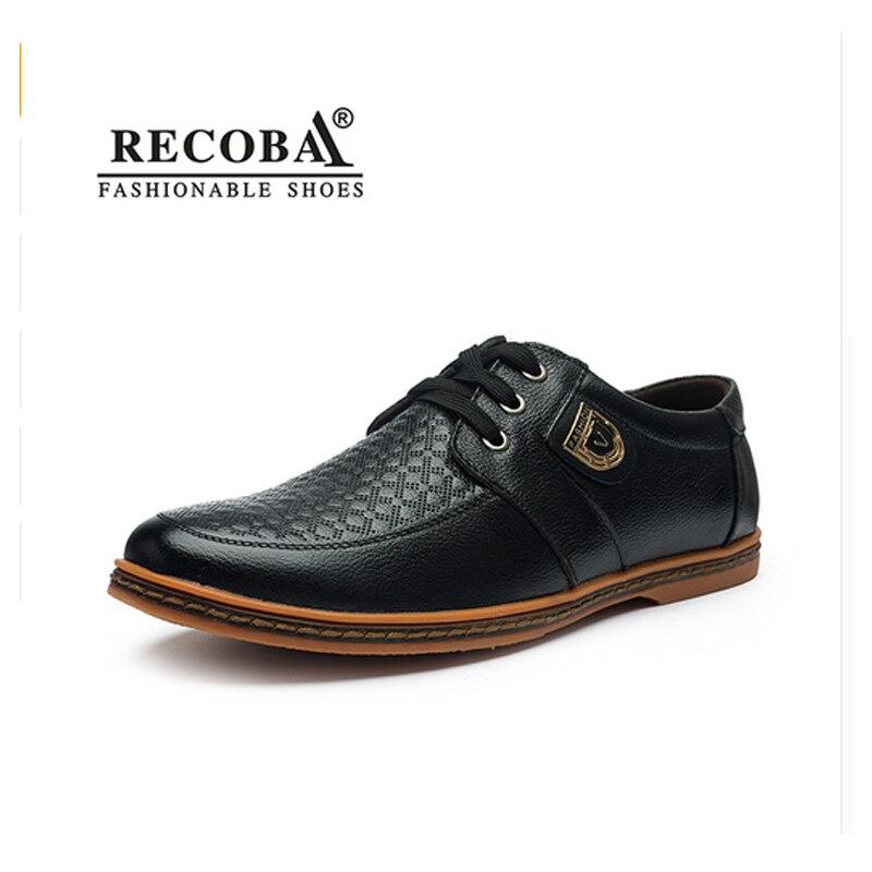 2017 fashion New Men shoes casual luxury brandflat plus large size shoes