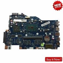 "BIWP4 P5 LA-D562P Mainboard For lenovo ideapda 15"" 110-15ISK  Laptop Motherboard SR2EY i5-6200U Radeon R5 M430 Full Test"