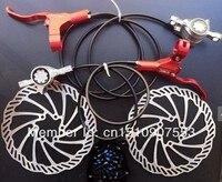 CSC X5 Mountain Bike Hydraulic Disc Brake Discs Bicycle Brake Hydraulic Disc Brake Oil Bicycle Parts