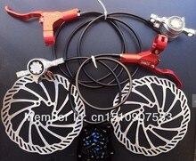 CSC X5 vtt frein à disque hydraulique disques de frein de vélo frein à disque hydraulique vélo d'huile pièces, accessoires vélo
