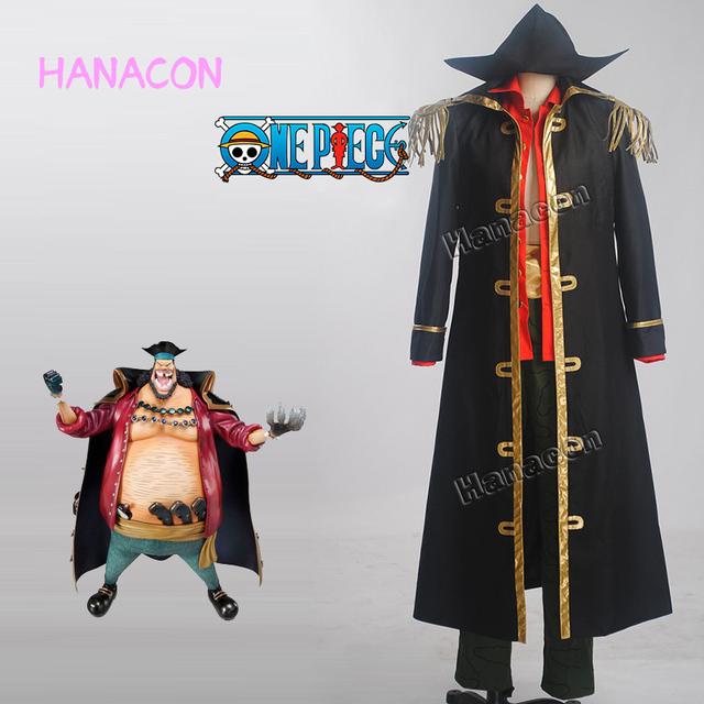 One Piece Halloween Set To Return To Tokyo One Piece Tower: One Piece Cosplay Costume Marshall D Teach Costume Cosplay