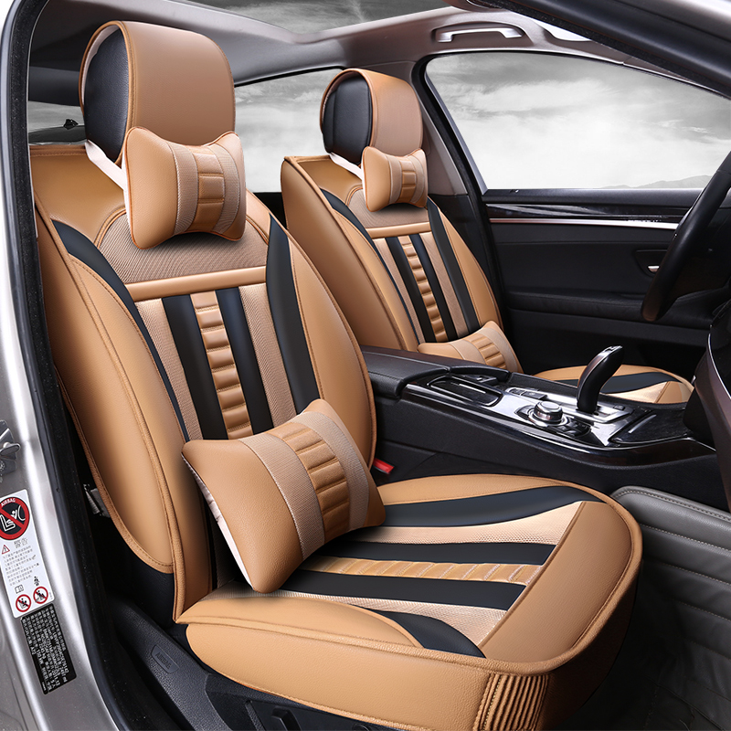 New 3D Sport CustomizationCar Seat Cover General Cushion Car Styling For BMW Audi HONDA CRV Ford Nissa