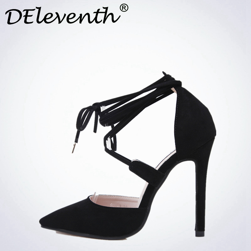 DEleventh Sexy zapatos de mujer de moda 2017 Cross-tied Pointed toe Shoes pumps High Heels wedding shoes bride Ladies shoes 300w solar system complete kit 3pcs 100w photovoltaic pv solar panel system solar module for rv boat car home solar system