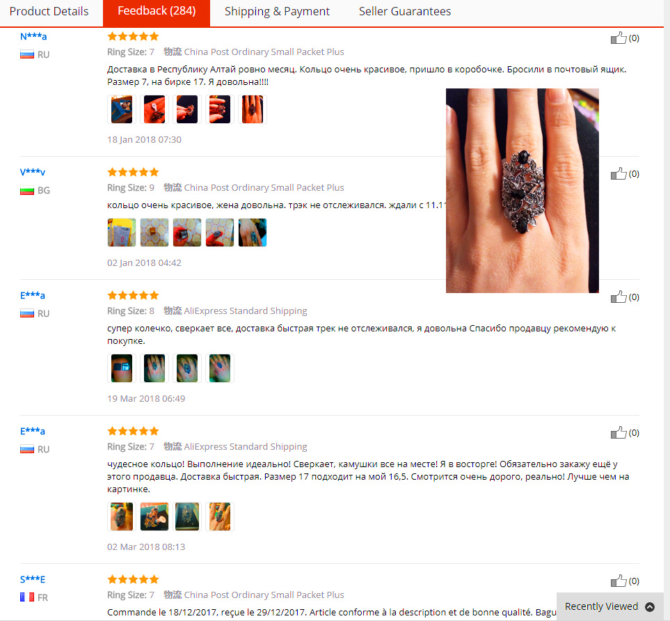 22ca806dbb44 Ajojewel Brand Vintage Jewelry Sets For Women Black Crystal Hollow Flower  Necklace Earrings Ring Jewerly