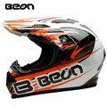 Бесплатная Доставка Кросс Мотоцикл шлем DOT ЕЭК утвержден Off Road Мотоциклетный шлем Beon шлем Ml X доступны
