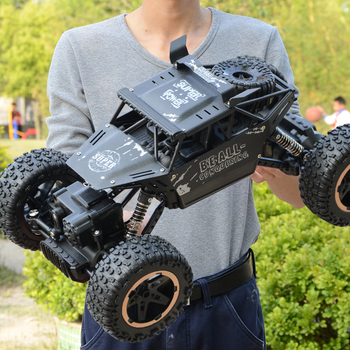 Free ship to RU RC Car 1/16 4WD Remote Control High Speed Vehicle 2.4Ghz RC Toys Monster Truck Buggy Off-Road Toys Kids Gifts