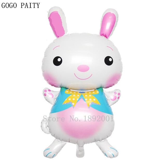 Gogo paity envío libre 1 unids nueva gran rosado encantador conejito ...