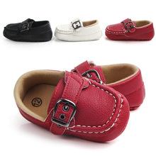 Baby Boy Leather Moccasin niemowlę chłopiec buty czarne buty dla niemowląt nowe urodzone skórzane buty skórzane Baby Boy buty dla niemowląt 0-1year tanie tanio Dziecko First Walkers Klamra Masz Chłopca Opaska elastyczna Wiosna jesień Maylinai BB Pasuje do rozmiaru Weź swój normalny rozmiar