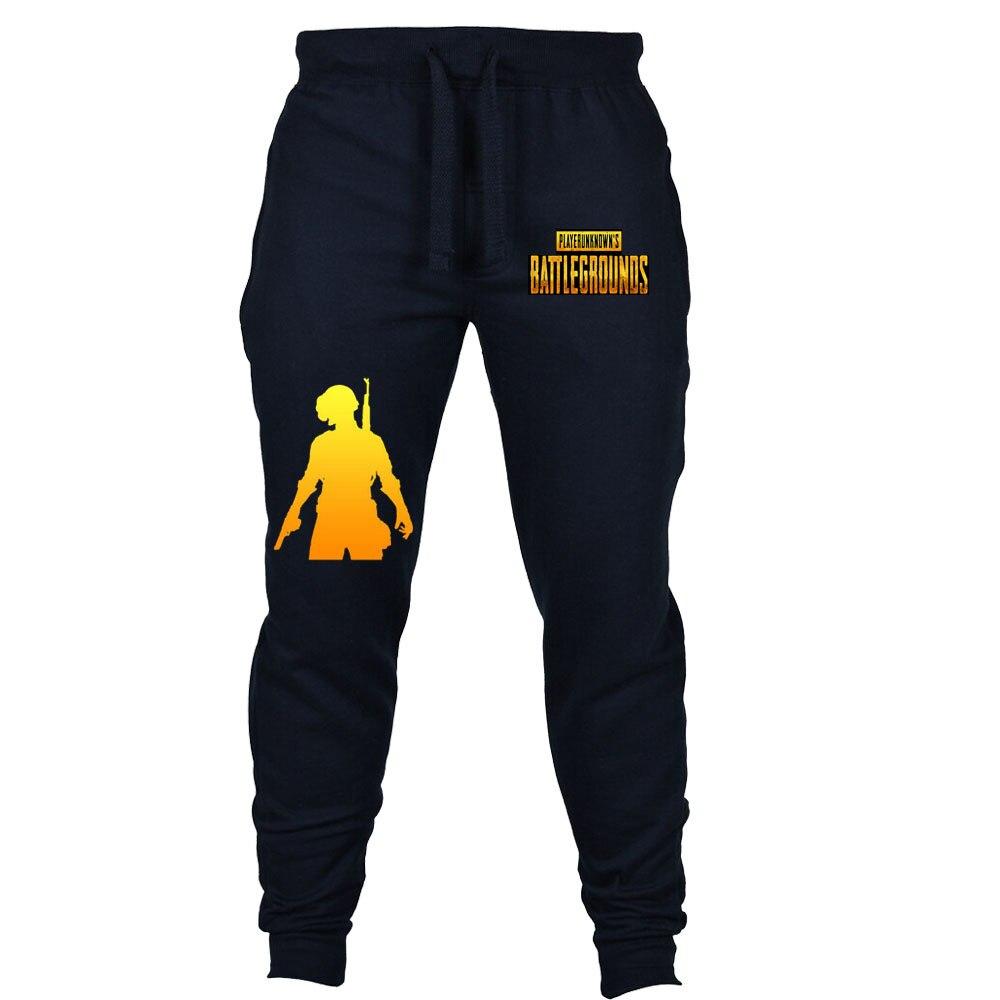 Hot Game Player Unknown's Battlegrounds Pants PUBG Pants Joggers Costume Men Sweatpants Tracksuits Trousers Workout Pants