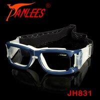 Hot Sales Panlees Anti Impact Adult Football Sports Glasses Basketball Prescription Glasses Sport Goggles Football Free