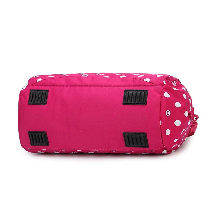 Myvision Fysisk Gym Tennis Bag Män Kvinnor Fitness Candy Färg - Väskor för bagage och resor - Foto 4