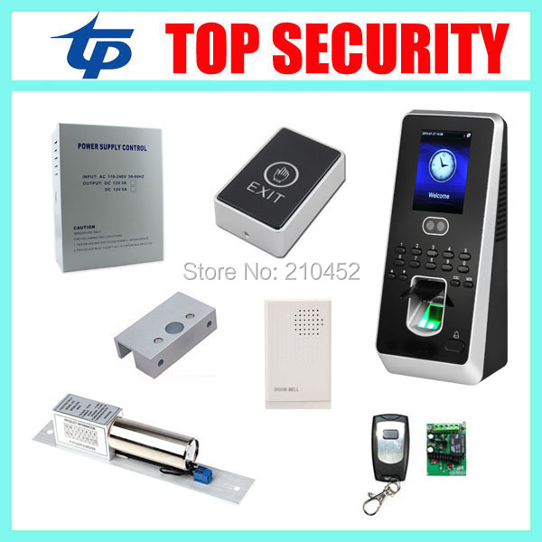 dhl free shipping face fingerprint password time clock attendance english interface zk iface7 face recognition access control ZK multibio800 face time attendance and access control system TCP/IP linux system face recognition door access control reader