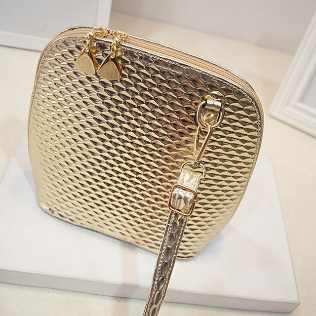 Casual criss cross small shell handbag hotsale women evening clutch ladies party purse famous designer shoulder crossbody bags