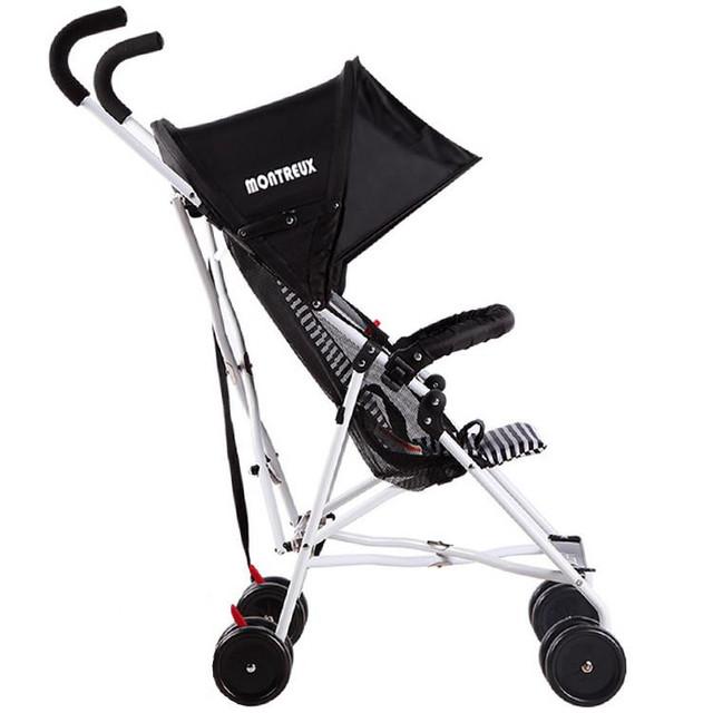 Coréia do sul fabricantes de carrinho de bebê guarda-chuva carro carrinho de bebê simples guarda-chuva carro verão quatro dobrável carrinho portátil