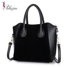 Смайлик модные искусственная мешки плеча ! женские кожа сумки сумка