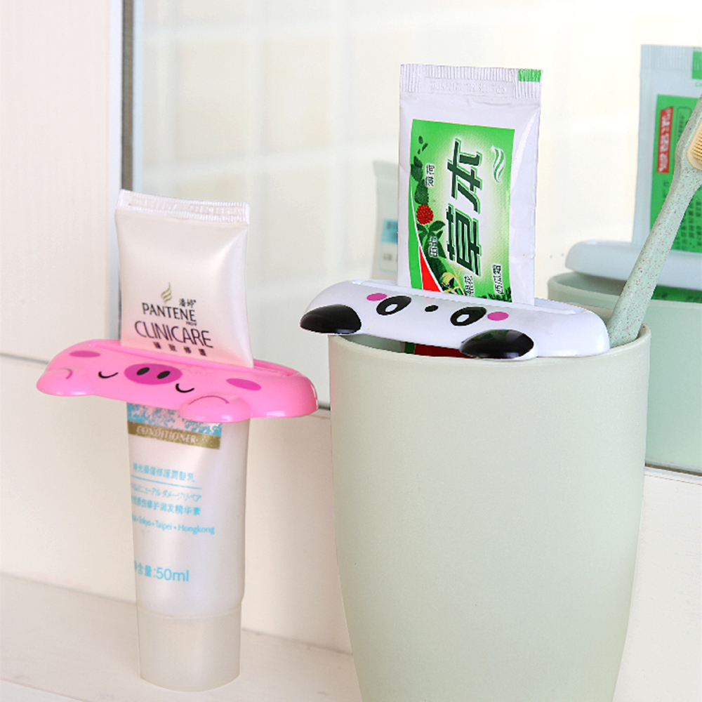 Toothpaste Rolling Holder For Home Bathroom 1