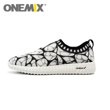 Onemix New Arrival Mens Onion Skin Running Shoes Breathable Shock Zapatillas Mujer Deportivas Athletic Sneakers Free Ship
