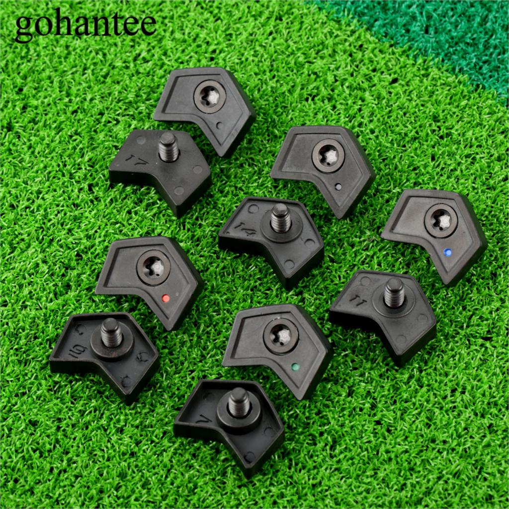High Quality Steel 1 Pc Golf Club Repalcement Weight Screws For Titleist 913D2 D3 913H 913F Fairway Wood Size7g 9g 11g 14g 17g