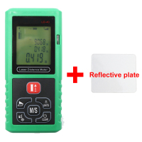 C MODEL 40M 60M 80M 100M USB Recharge Laser Rangefinders Digital Distance Meter Automatic Calculation Measurer
