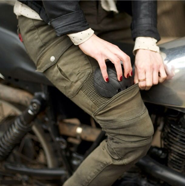 New Arrival  Men's Motorcycle Stylish Riding Jeans Biker Slim Casual  Pants  With Protector