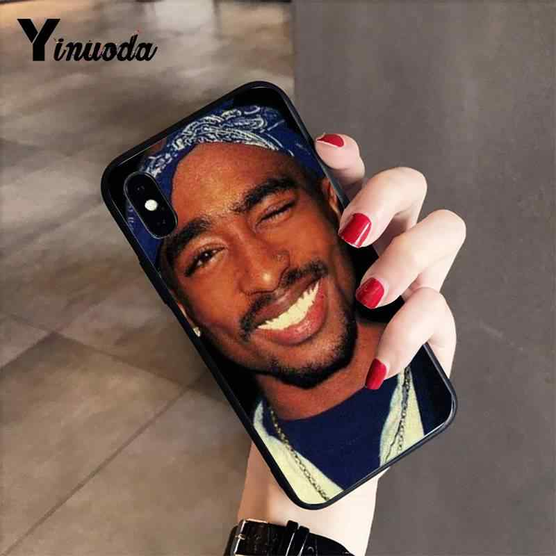 Yinuoda For Iphone 7 6 X Case 2pac Tupac Shakur Classic Better Phone Case For Iphone 7 6 X 8 6s Plus 5 5s Se Xr Xs Xsmax Case