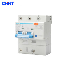 цены CHNT 2P 100A High - Power Home With Leakage Circuit Breaker DZ158LE Air Switch