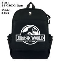 2018 Sale Special Offer No Mochilas School Mochila Feminina The Film Jurassic Park 2 World Bag Canvas Backpack Leisure Laptop