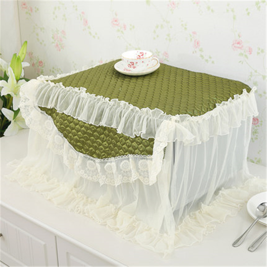 Microwave Oven covers Protective Dust Waterproof Pocket Accessories ...