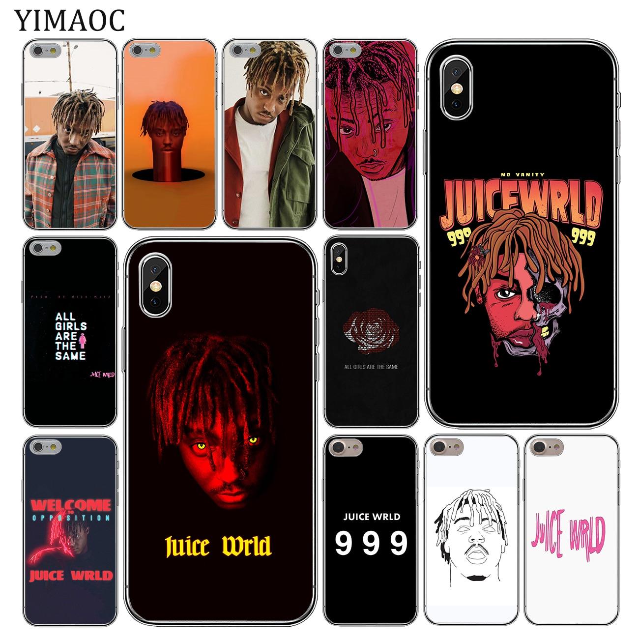 juice wrld iphone 7 case