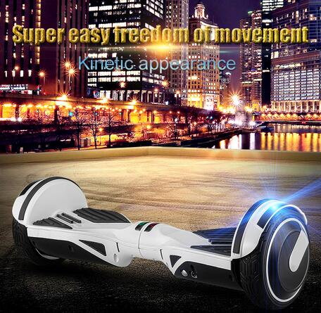 ul hoover boards oxboard Electric Self Balance Scooter Drift Hoverboard Led and Bluetooth Two Wheel Electric Scooter Free Bag