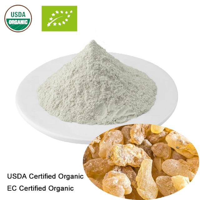 USDA و EC شهادة العضوية بوسوليا سيراتا استخراج 20:1