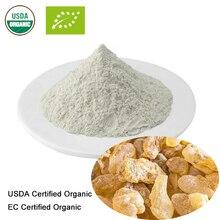 USDA ve EC Sertifikalı organik boswellia serrata özü 20:1