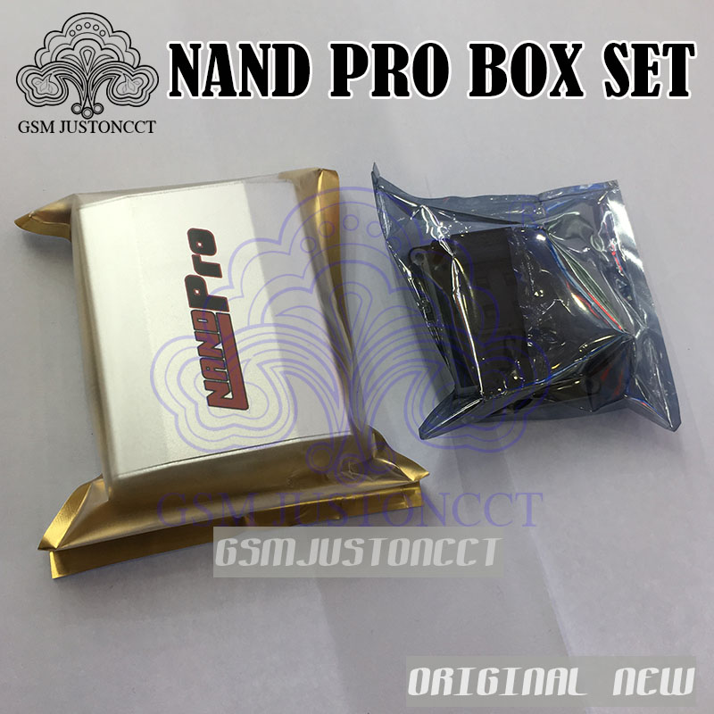 NAND Pro Box SET Device Programmer NAND Pro Programmer Repairing Tool for iPhone iPad NAND Repair