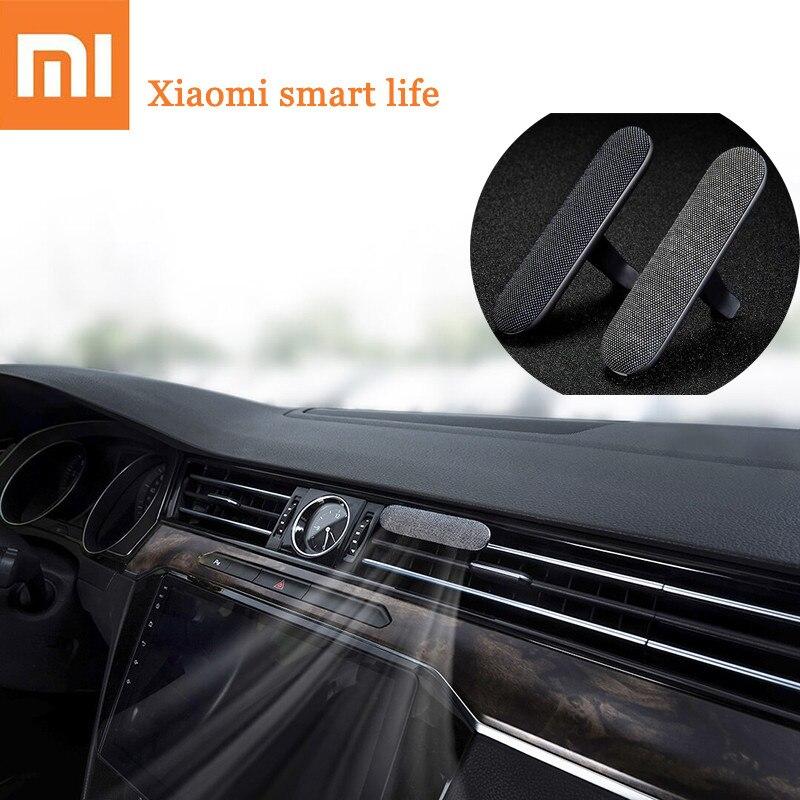 Xiaomi MIJIA G-Uildford coche de aire de escape de incienso difusor de eliminar el olor Mijia Gas inteligente ambientador de Extracto de planta de Perfume