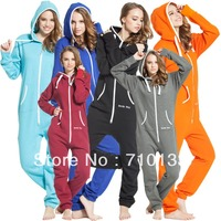 one piece jumpsuit onesies onezie all in one unisex unique zip hoody jump in suit kosedress