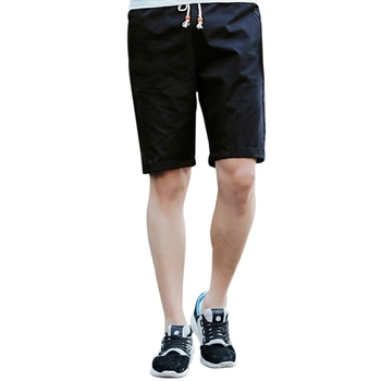 Slim Fit Casual Shorts Mens
