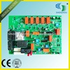 Genset Spare Parts Replacement Printed Circuit Board PCB 650-091