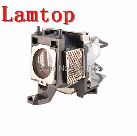 compatible projector lamp & bulb with housing  5J.J1S01.001 for projector W100/MP610/MP620P 5j j1s01 001 original projector lamp with housing for benq mp610 mp610 b5a mp620p w100