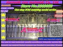 Aoweziic 2018 100 + חדש מקורי מיובא צינור מגבר כוח KTD718 KTB688 B688 2SB688 2SD718 אודיו מגבר כוח לזווג צינור