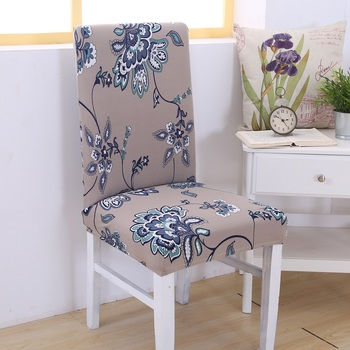 SunnyRain 4/6 piezas silla elástica cubre Spandex Silla de boda ...